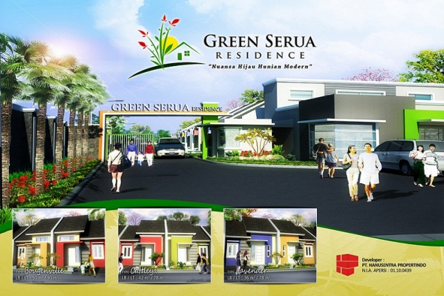 Green Serua Residence